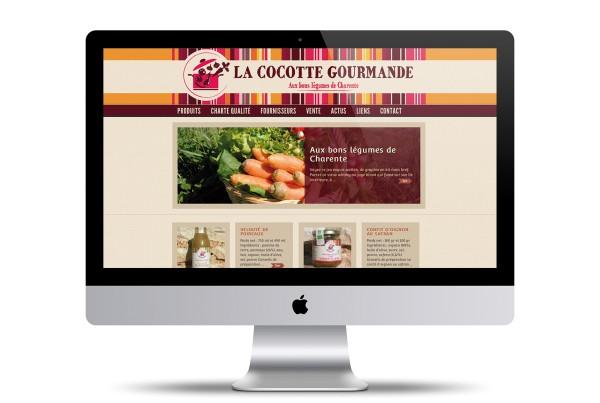 Cocotte gourmande